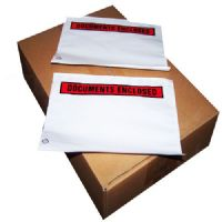 DL Document Enclosed Envelopes 225mmx110mm Printed